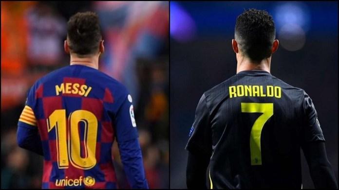 Berita Baru, Lionel Messi dan Ronaldo