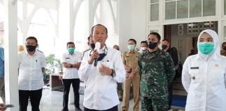 Berita Baru, PSBB Palembang