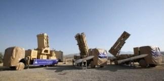 Berita Baru, Senjata Iran