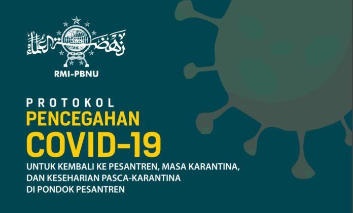 Protokol Pencegahan Covid-19 untuk Pesantren