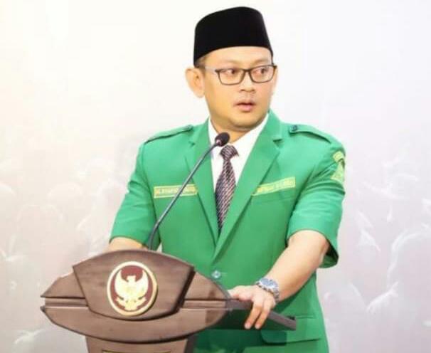 Ketua PW GP Ansor Jawa Timur, H. Syafiq Syauqi