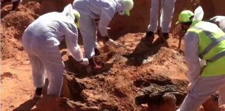 Kuburan Massal Libya