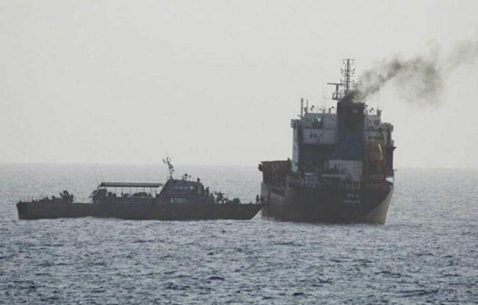 Iran Cegat Kapal Berbendera Panama