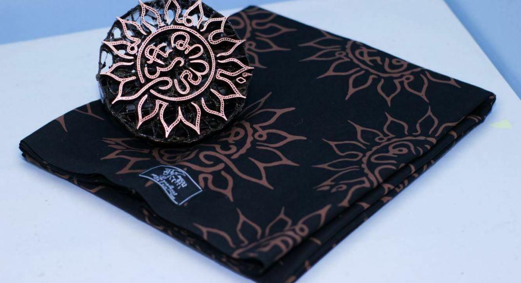 Sarung Kanjeng Motif Batik Centing Eling Waspodo