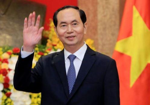 Presiden Vietnam, Tran Dai Quang.