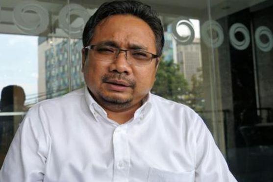 Ketua Umum Gerakan Pemuda (GP) Ansor Yaqut Cholil Qoumas.
