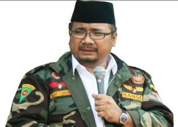 Ketua Umum GP Ansor, Yaqut Cholil Qoumar.