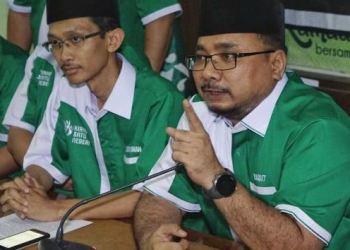 Ketua Umum GP Ansor Yaqut Cholil Qoumas.
