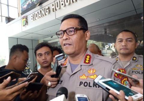 Kabid Humas Polda Metro Jaya Kombes Argo Yuwono,