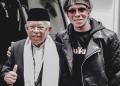 KH Ma'ruf Amin dan Atta Halilintar.
