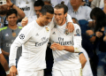 Cristiano Ronaldo dan Gareth Bale.