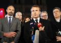 Presiden Emmanuel Macron (REUTERS/Philippe Wojazer).