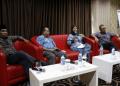 Aisah dalam diskusi di Jakarta, Senin, 29 April 2019.