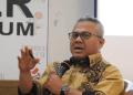 Ketua Komisi Pemilihan Umum (KPU) Arief Budiman.
