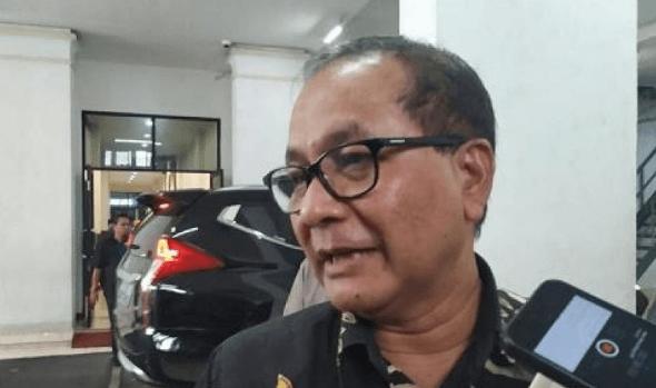 Sekjen KPU Arif Rahman Hakim.