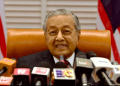 Perdana Menteri Malaysia Mahathir Mohamad tegaskan Anwar Ibrahim akan menjadi penggantinya. (Foto: Bernama).