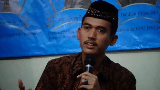Sekretaris Komisi Fatwa Majelis Ulama Indonesia (MUI), Asrorun Niam Sholeh.