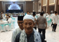 Wakil Rais Syuriah Pengurus Wilayah Nahdlatul Ulama (PWNU) Jawa Timur, KH. Agus Ali Masyhuri.