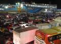 Suasana Pelabuhan Merak, Sabtu, 1 Juni 2019.