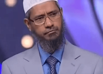 Zakir Naik.