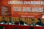 Pembicara Launching dan Bedah Buku Total Bung Karno