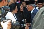Megawati Soekarnoputri menyambut belasungkawa dari kalangan sahabat