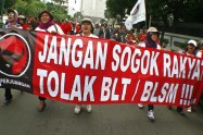 20130619 AljonAliSagara_Demo Tolak BBM Naik PDIP KoRibka Proklamasi 03