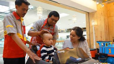 Photo of Inspirasi usaha dari Kiddy Cuts, Salon Khusus Anak