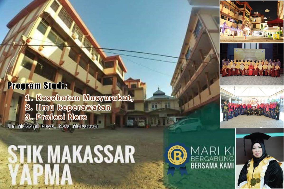 Kampus Favorit STIK Makassar