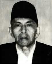 KH. Uci Sanusi, Pendiri Pondok Pesantren Sunanul Huda Cikaroya