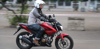 New Honda CB150R 2018 Special Edition Matte Red