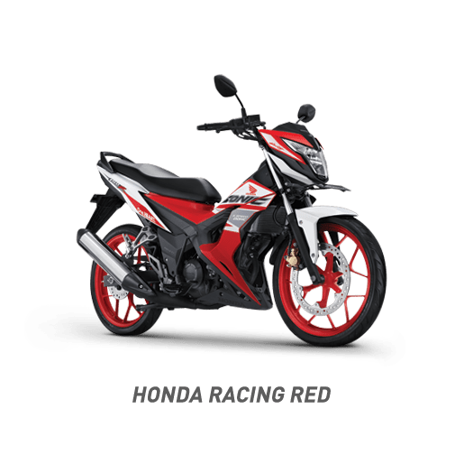 Honda Sonic 150R 2020 Racing Red