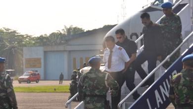 Photo of Masuk Tanpa Izin, Pesawat Tempur TNI AU Paksa Pesawat Asing Mendarat di Lanud Soewondo