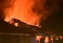 Photo of Ruang KIA Puskesmas Yosomulyo Terbakar