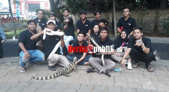 Komunitas Expose (Exotic Pets Owner Society) Cijantung