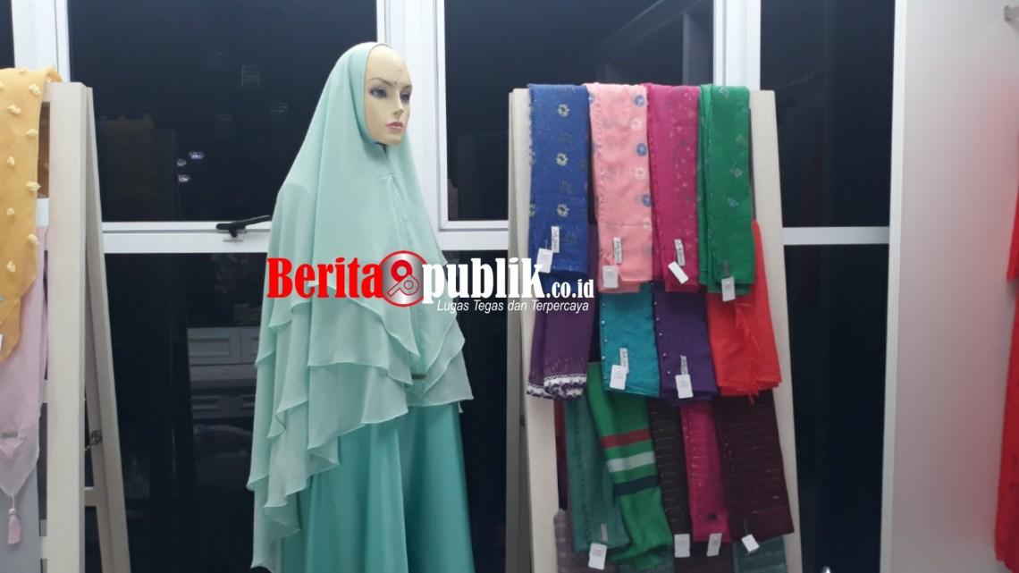 Koleksi Pakaian Syar'i dan Hijab di Jade Herist Kota Wisata Cibubur