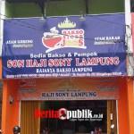 Bakso Son Haji Sony Lampung Cabang Bekasi di Jalan Juanda, No.111, Kelurahan Margahayu, Kecamatan Bekasi Timur.