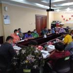 Rapat Komisi DPRD Kota Bekasi, Jumat (25/9)