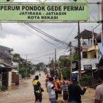 Kondisi PGP saat Banjir