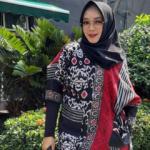 Almarhum Rina Gunawan, Selasa, (/2/3).