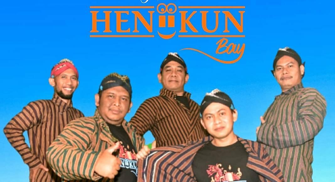 Para personal grup band Heniikun Bay. (Dok. Istimewa)