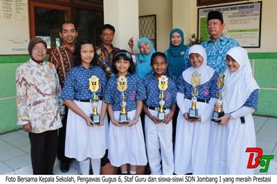 010 - SDN Jombang I Raih Segudang Prestasi