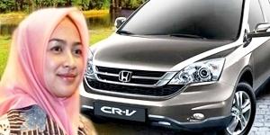 Ilustrasi Mobil CR-V