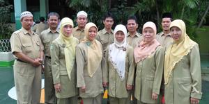 Para Guru Pengajar SDI Al-Hasanah