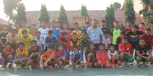 TIM Futsal SLTP YPPUI Ciledug