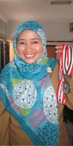Miss Etty Sulistianingsih, S.Pd Guru yang Selalu Memberikan Motivasi