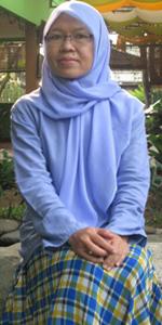 Siti Aisyah, Operasional Manager Rumah Makan Merdesa