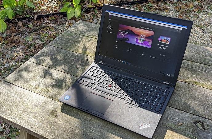 Lenovo Thinkpad P53 Hadir Dengan Quadro Rtx Berita Teknologi