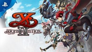Review Ys IX: Monstrum Nox