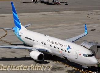 Garuda Indonesia Menerima Gugatan Sebesar Rp 11,25 Miliar